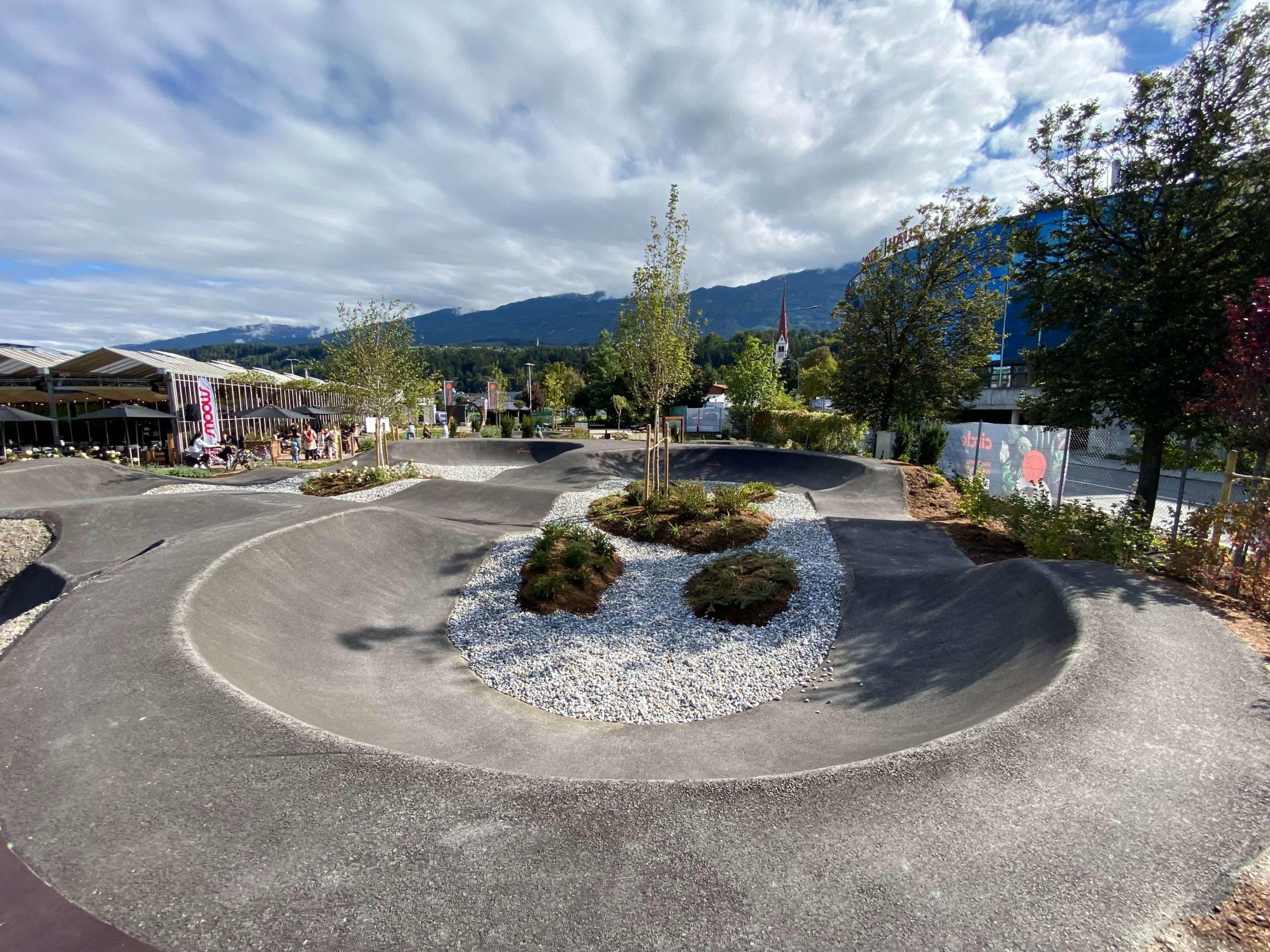 Pumptrack in Innsbruck